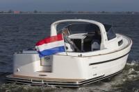 Is de Antaris Seventy7 een sloep, tender of toch een speedboot?