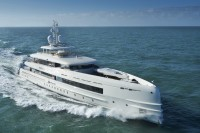 50-meter lang superjacht Sibelle opgeleverd (Details)