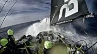 Zware nacht met heftige storm voor zeilers Volvo Ocean Race