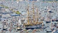 De mooiste zeilschepen van Sail Amsterdam 2015